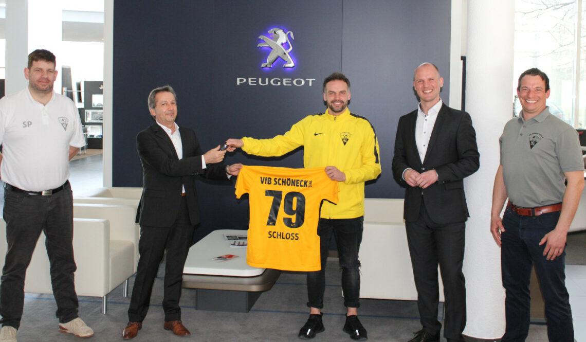 Oppel Sponsoring Vbf Schöneck